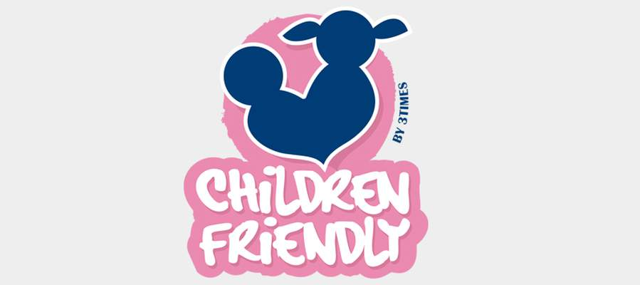 children friendly sello oficial Aparthotel Playas Ca's Saboners Palmanova